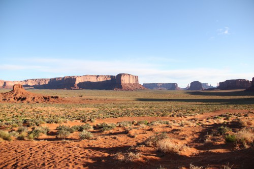 Dag 6: Monument Valley