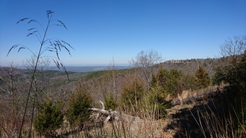 Spring break dag 2: Mount Nebo