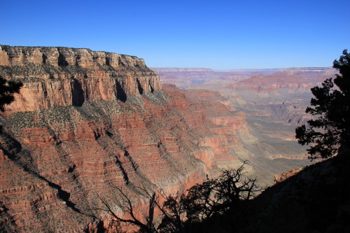 Spring break, dag 6: Ned i Grand Canyon