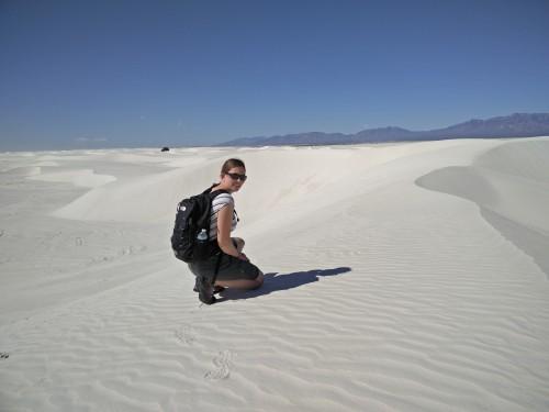Dag 6: White Sands