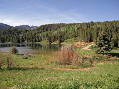 Dag 28: Sylvan Lake State Park